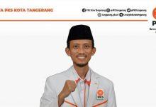 Arief Wibowo S.T.,M.M Ketua Umum DPD PKS Kota Tangerang
