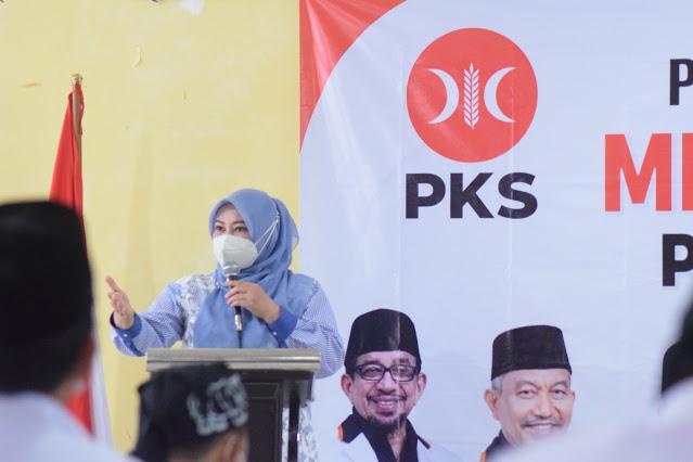 Bupati Pandeglang Apresiasi PKS di Pelantikan Pengurus Daerah Pandeglang