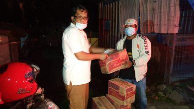 Ketua DPD PKS Kabupaten Tangerang Pimpin Langsung Bantu Korban Banjir