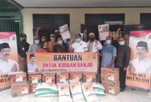 Terima Bantuan, Warga Bencongan Anggota Dewan PKS Berikan Bukti Bukan Janji