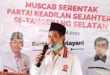Jadi Ketua DPC Di Dapil Neraka, Ini Pesan Hendriyanto Untuk Para Kader