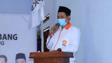 Kembali Pimpin DPC PKS Curug, Juhri Insya Allah Dapil Curug-Walantaka 2 Kursi