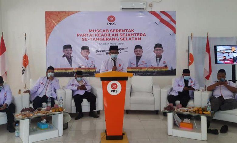 MUSCAB Serentak PKS Tangerang Selatan pks banten