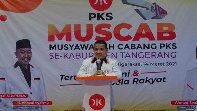 PKS Lahirkan Regenerasi Lewat Muscab Serentak 29 DPC Se-Kabupaten Tangerang
