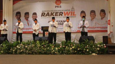 Semerbak Sajak W.S Rendra di Rakerwil PKS Banten
