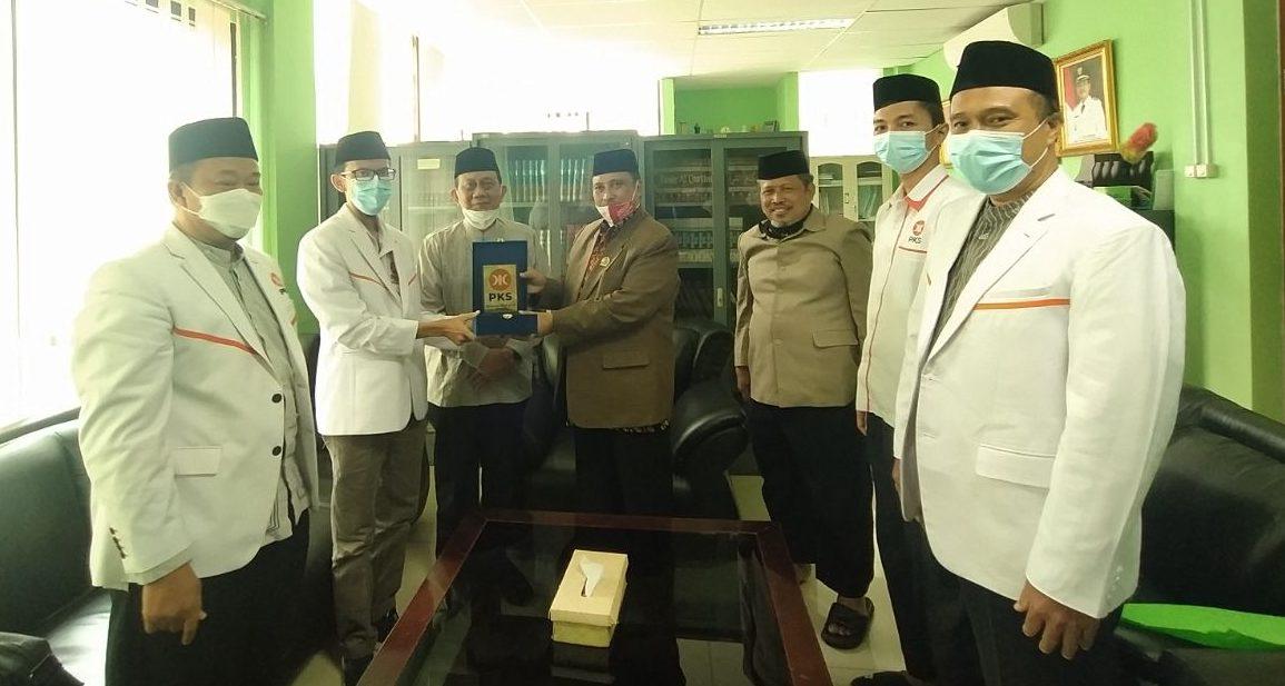 Pupus Kesan Eksklusif, PKS Lakukan Silaturahim ke MUI Kota Tangerang
