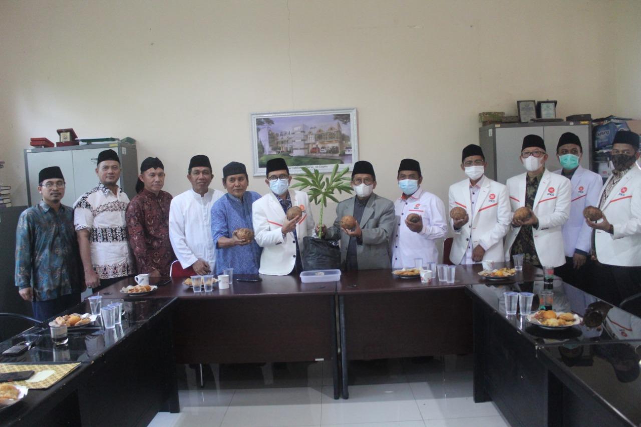 Bangun Tradisi Akademik, FSPP Banten Siap Bersinergi dengan PKS*