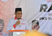 Ketua DPD PKS Kabupaten Tangerang, Rispanel Arya