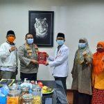 Silaturahmi Kebangsaan, Mustopa Dampingi Pimpinan PKS Kunjungi Polres Tangsel (2)