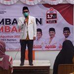 Peringati HUT RI Ke-76, DPW PKS Banten Bagikan 100.000 Paket Sembako (4)