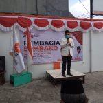 Peringati HUT RI Ke-76, DPW PKS Banten Bagikan 100.000 Paket Sembako (6)